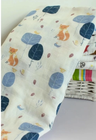 Swaddle Blanket by Mama Siesta
