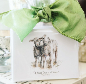 Sheep Notecard Set