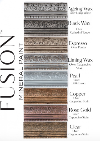 Fusion™ Furniture Wax