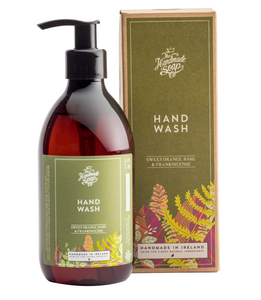 Handmade Soap Company - Sweet Orange Hand Wash and Hand Lotion