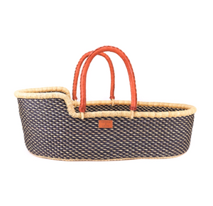 Thema Moses Basket by Heddle & Lamm