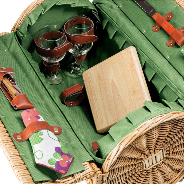 Verona Wine & Cheese Picnic Basket