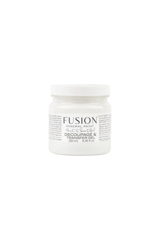 Fusion™ Decoupage & Transfer Gel