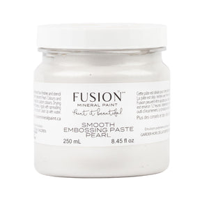 Fusion™ Smooth Embossing Paste - Pearl
