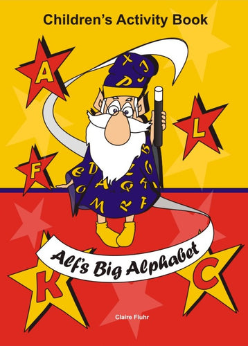 Alf's Big Alphabet - Activity Book