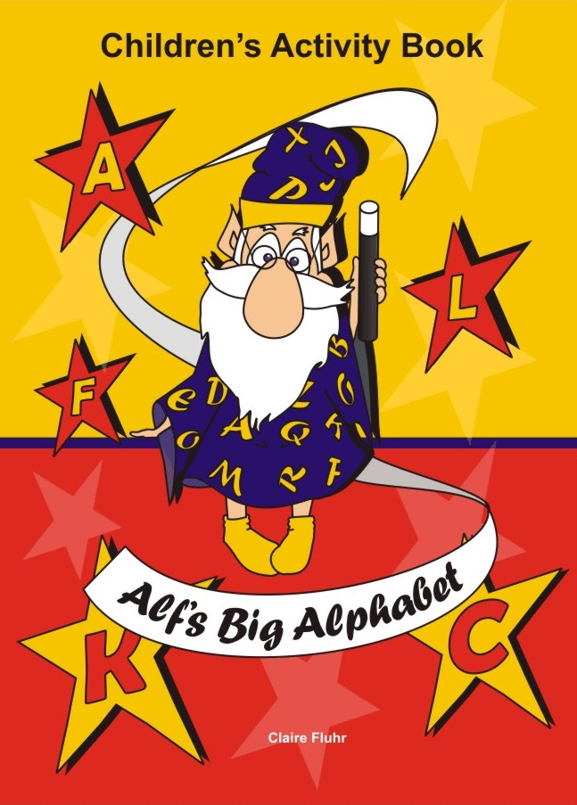 Download PDF Alf's Big Alphabet - Activity Book