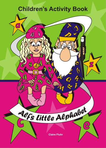 Alf's Little Alphabet - Activity Book