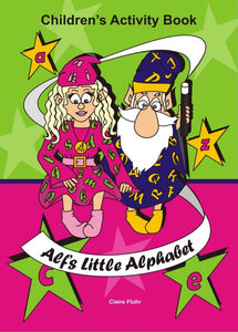 Download PDF Alf's Little Alphabet - Activity Book