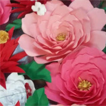 Load image into Gallery viewer, Paper Flower Garden Rose