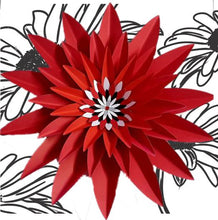 Load image into Gallery viewer, Paper Flower Gerbera Daisy