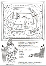 Load image into Gallery viewer, Download PDF Alf's Little Alphabet - Activity Book