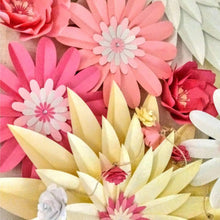 Load image into Gallery viewer, Paper Flower Gerbera Daisy backdrop