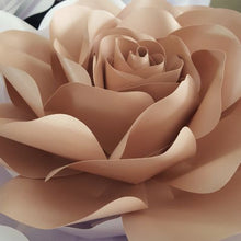 Load image into Gallery viewer, Made up Paper Koko Rose