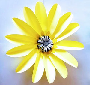 DIY Paper Simple Daisy - Kit