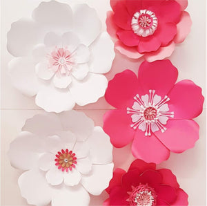 DIY Paper Simple Rose - Kit