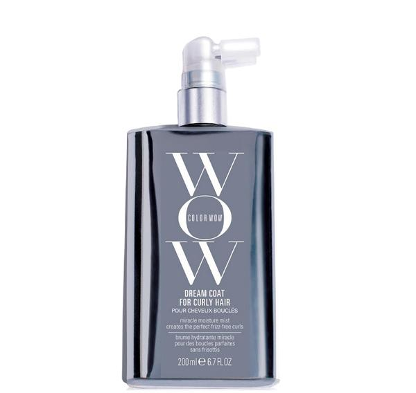 color wow, gadabout at home, curly hair, haircare,