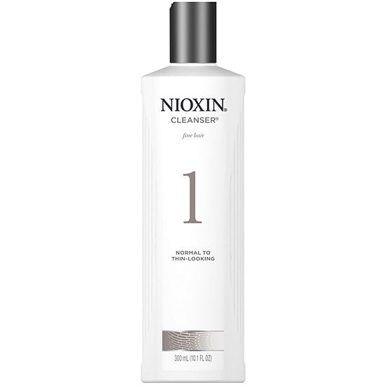 Cleanser Shampoo System 1