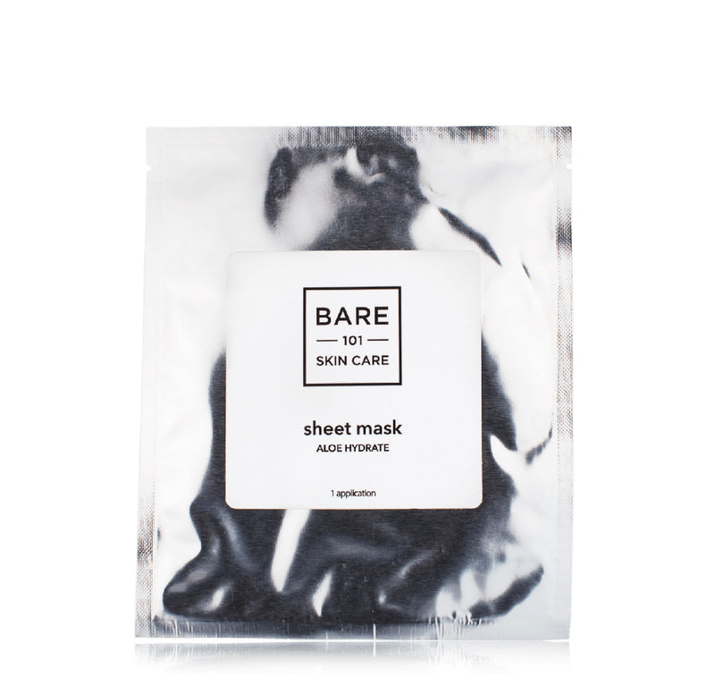 Aloe Hydrating Sheet Mask