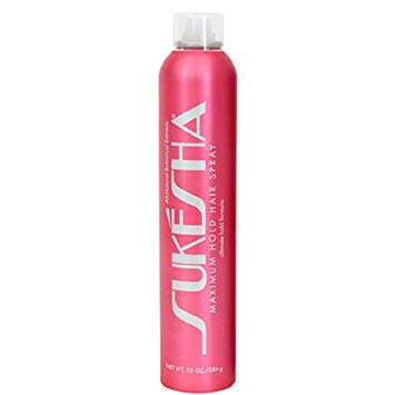 Sukesha Max Hold Hairspray
