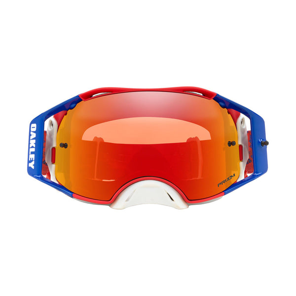 OAKLEY AIRBRAKE MX GOGGLE (CAMO VINE JUNGLE RWB) PRIZM TORCH IRDIUM LENS