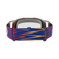 OAKLEY FRONT LINE MX GOGGLE (SHOCKWAVE RB) DARK GREY LENS