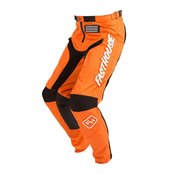 FASTHOUSE GRINDHOUSE ADULT PANTS ORANGE