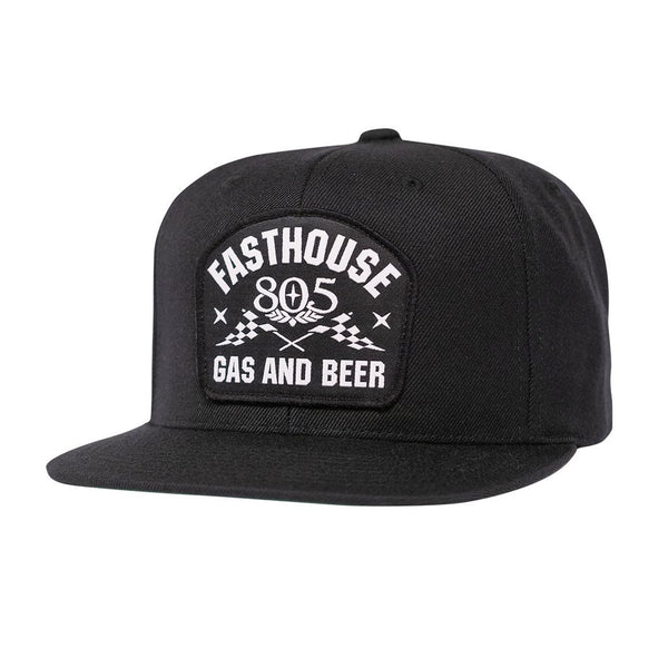 FASTHOUSE 805 PODIUM HAT BLACK