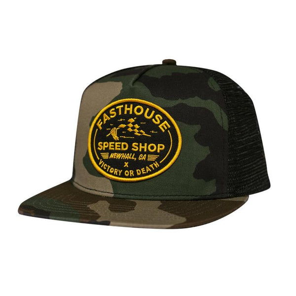 FASTHOUSE VICTORY HAT CAMO