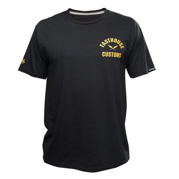 FASTHOUSE JODY TECH TEE BLACK