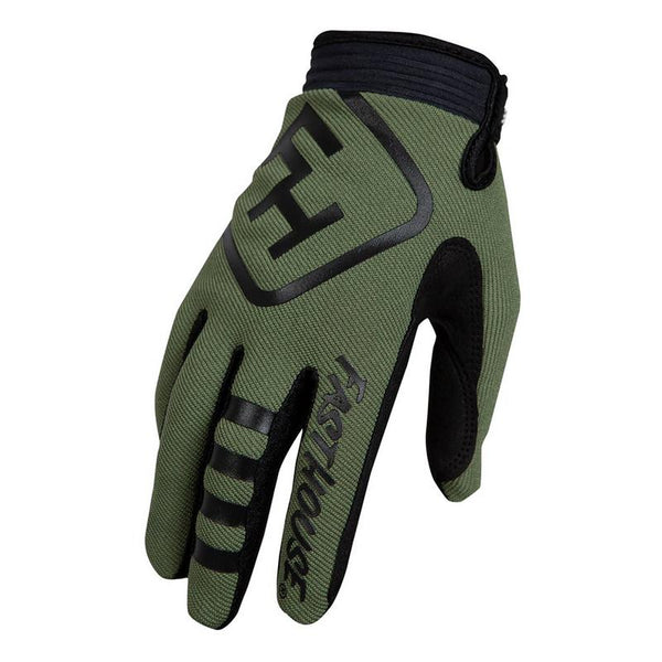 FASTHOUSE SPEED STYLE PATRIOT ADULT GLOVES ARMY