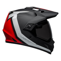 BELL 2019 MX-9 ADVENTURE MIPS (SWITCHBACK MATTE BLACK/RED/WHITE)