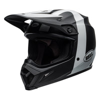 BELL 2019 MX-9 MIPS  (PRESENCE BLACK/WHITE)