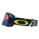 OAKLEY AIRBRAKE MX GOGGLE (CHAD REED SPEED STRIPE) PRIZM JADE IRDIUM LENS