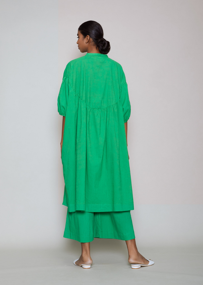 Acra Tunic Set Green - onlyethikal