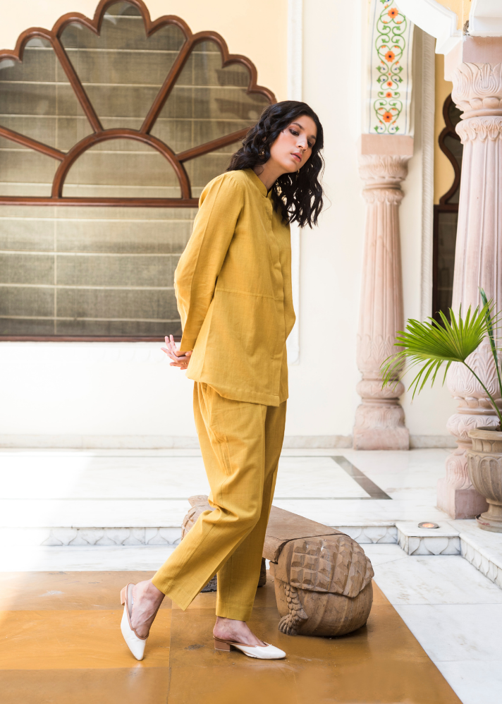 Turmeric Set - Ethical made fashion - onlyethikal