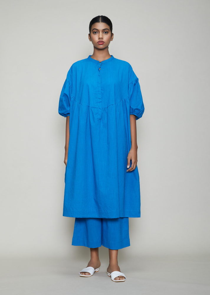 Acra Tunic Set Blue - onlyethikal