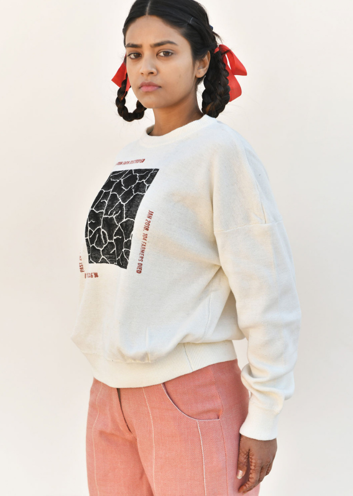 No letters left behind sweatshirt - onlyethikal