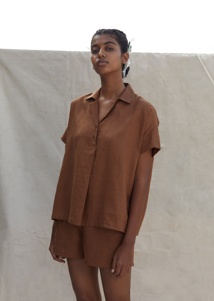 Verril Shirt - Ethical made fashion - onlyethikal