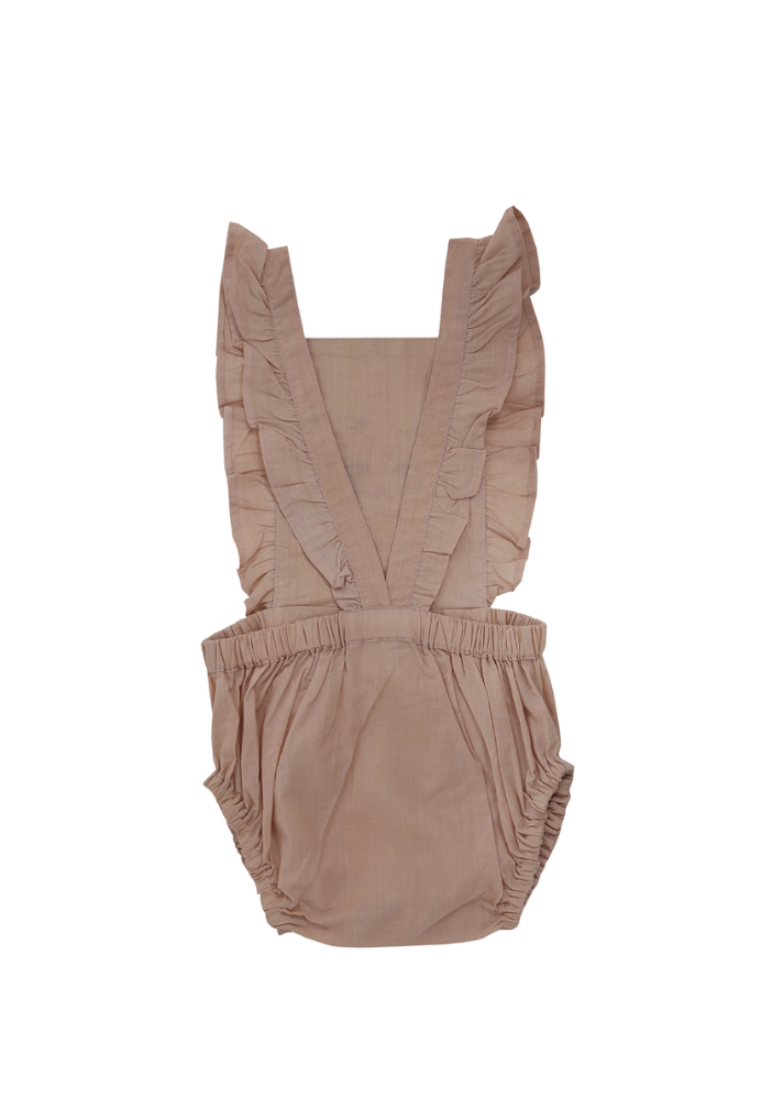 Organic Calendula romper - Floss - Ethical made fashion - onlyethikal