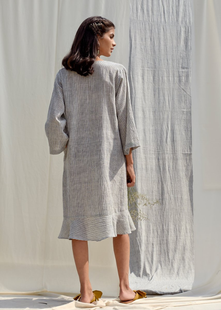 Weave Your Wild Organic Cotton Dress - onlyethikal
