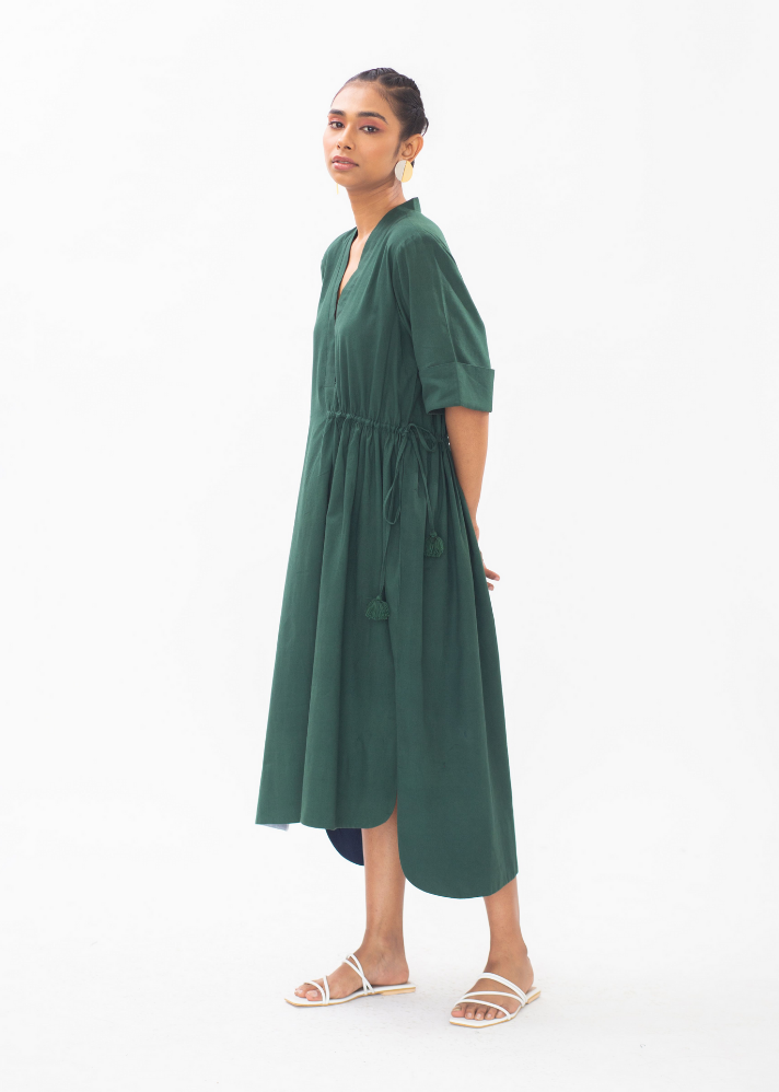 Sage Skyline Dress - onlyethikal