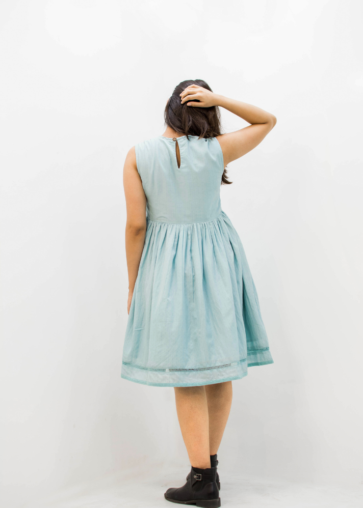 Chunk Mini Dress - onlyethikal