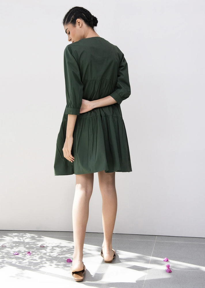Wind in the Willows Frock - Ethical made fashion - onlyethikal