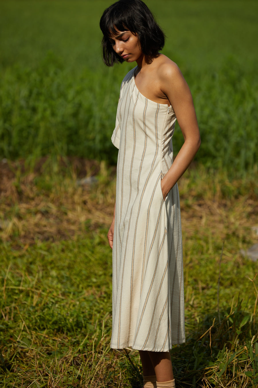 Asagaon Dress - Ethical made fashion - onlyethikal