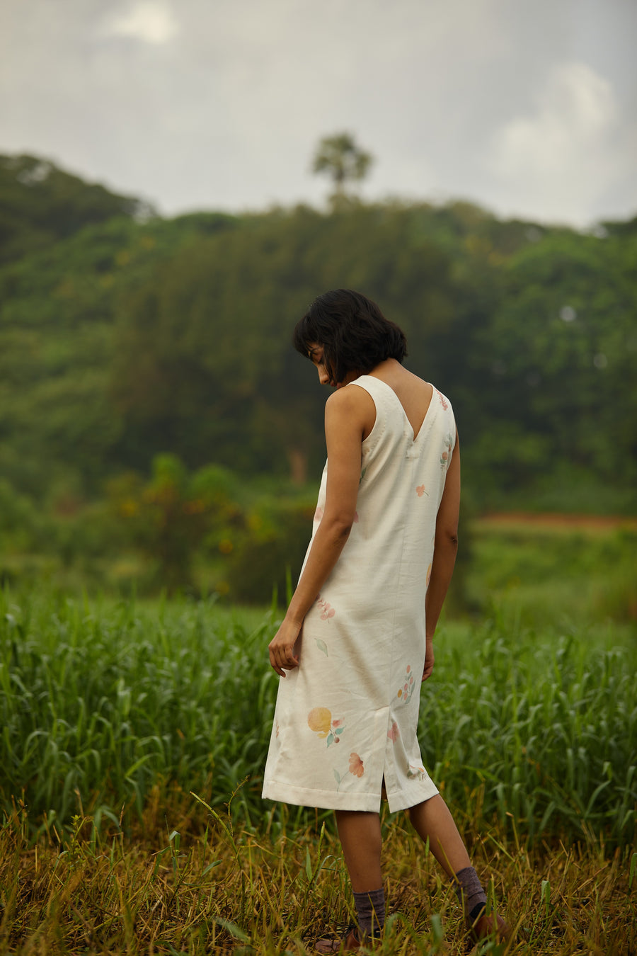 Cyclaman Dress - Ethical made fashion - onlyethikal
