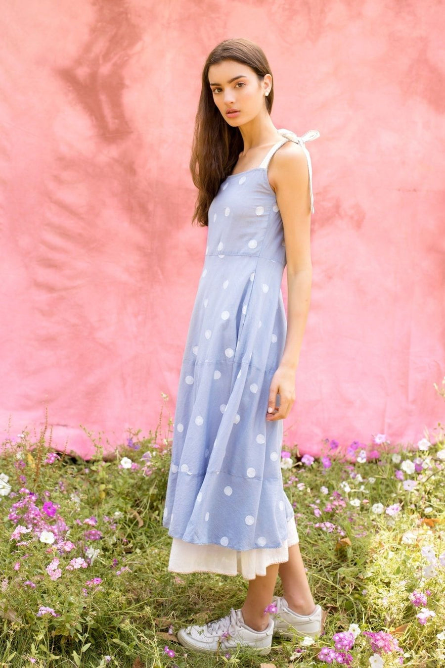 Sun Date Dress - Ethical made fashion - onlyethikal