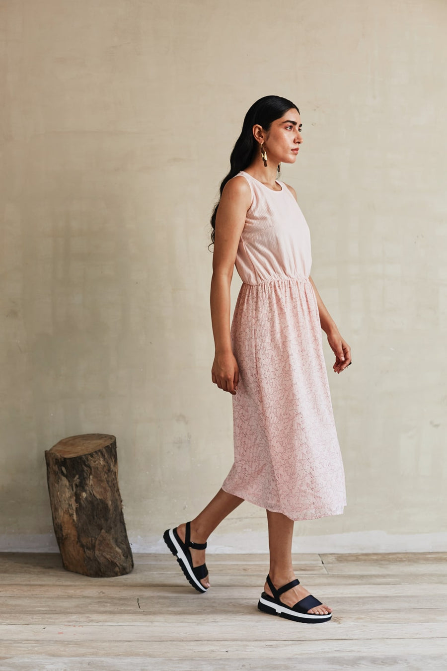 Girls Day Out Casual Dress - Ethical made fashion - onlyethikal