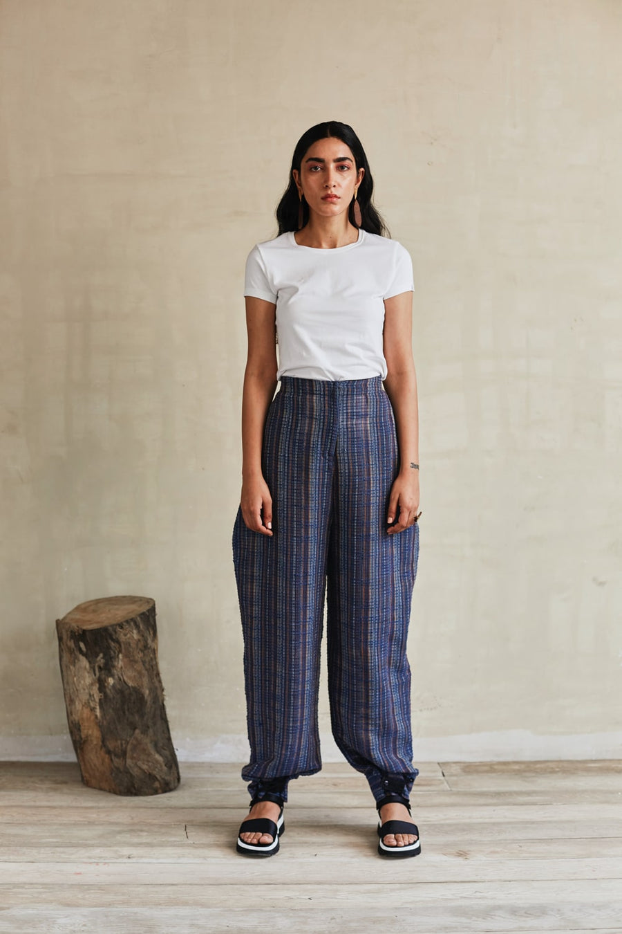 Walk The Talk Relaxed Pants