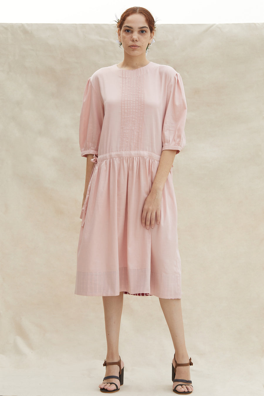 Ivan Dress - Ethical made fashion - onlyethikal