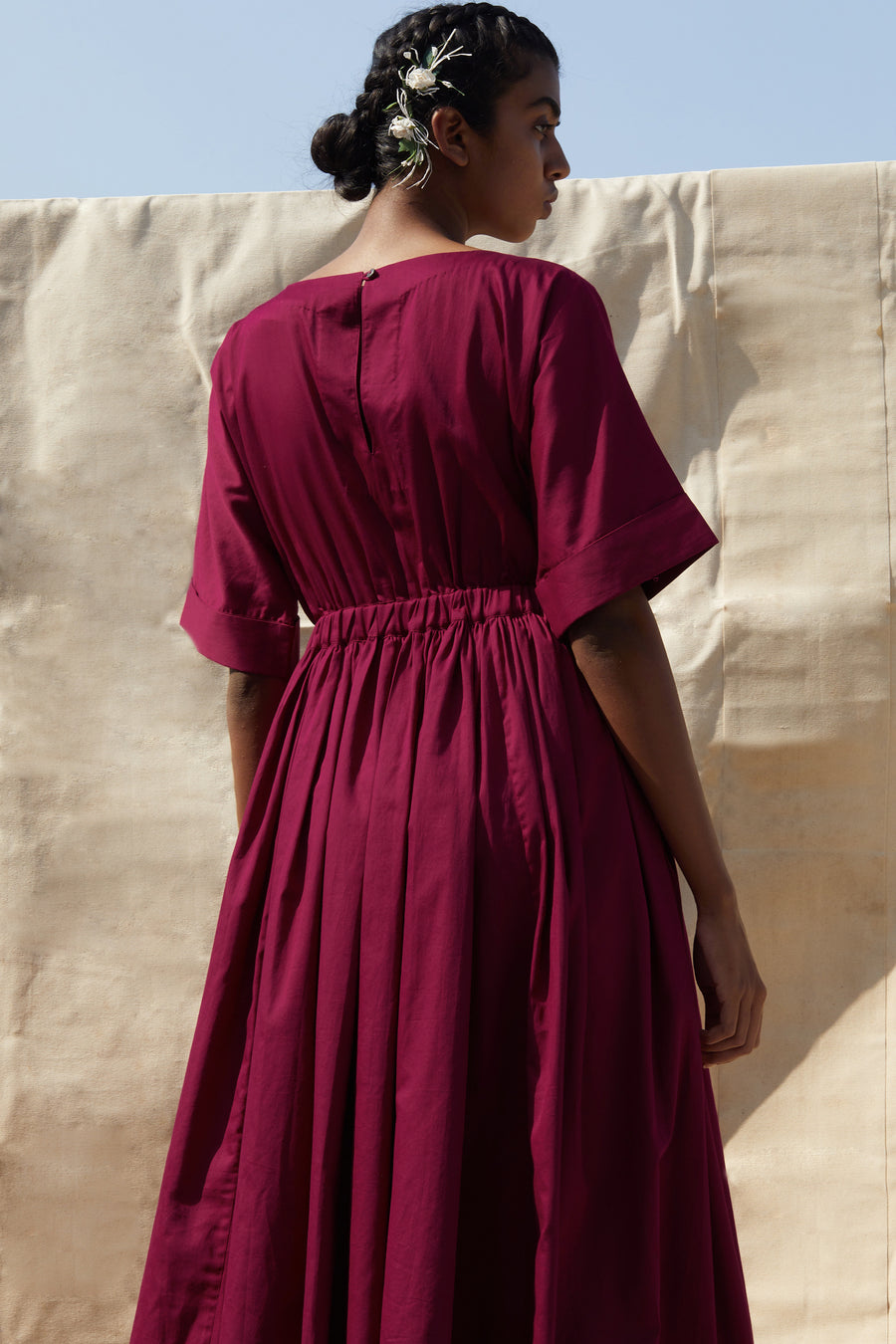 John Dress - Ethical made fashion - onlyethikal